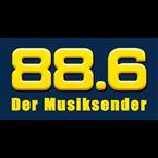 88.6 der Musiksender