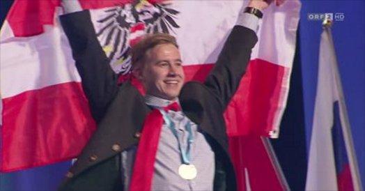 Österreich gewinnt die Berufs-Europameisterschaft