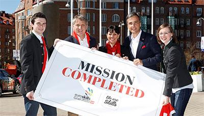 Berufs-Europameisterschaft EuroSkills 2020 findet in Graz statt