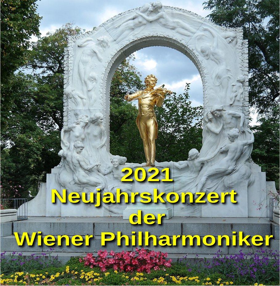 2021 Neujahrskonzert Wien